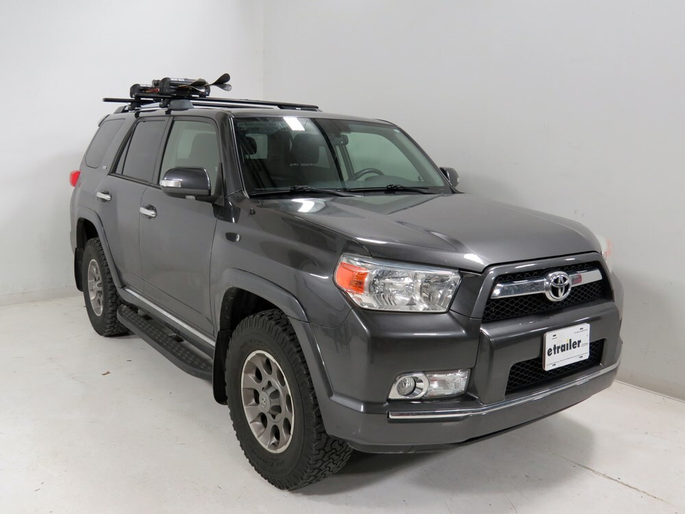 Ford Escape Rhino Rack Ski And Fishing Rod Carrier