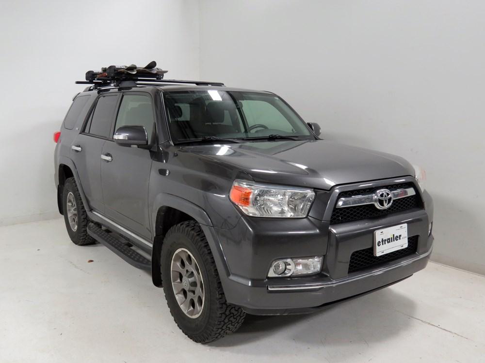 Subaru Outback Wagon Rhino Rack Ski And Snowboard Carrier