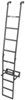Folding Ladder for Rhino-Rack Alloy Trays and Wire Mesh Baskets - 6' Long - 265 lbs