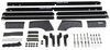 Rhino-Rack Backbone Roof Rack Mounting System - Jeep Wrangler Hard Top
