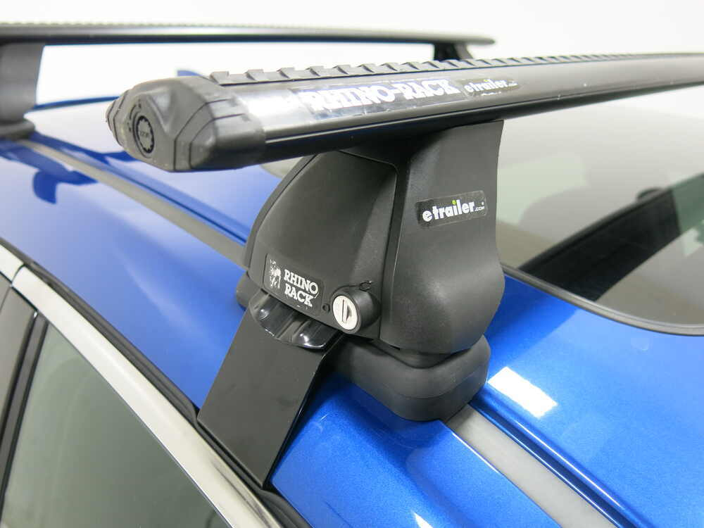 Rhino Rack 2500 Series Legs For Vortex Aero Crossbars