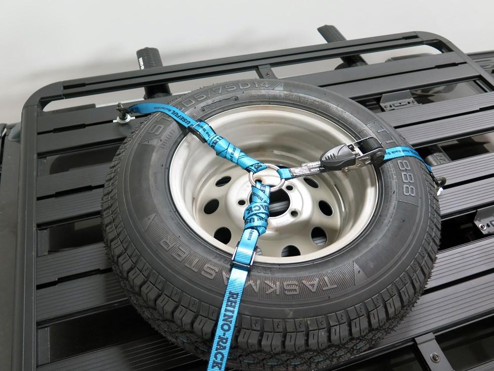 Rhino Rack Spare Wheel Tie Down Strap For Pioneer Platform