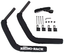 Rhino-Rack Storage Rack for Kayak or Cargo Box - Wall Mount - Small - 176 lbs
