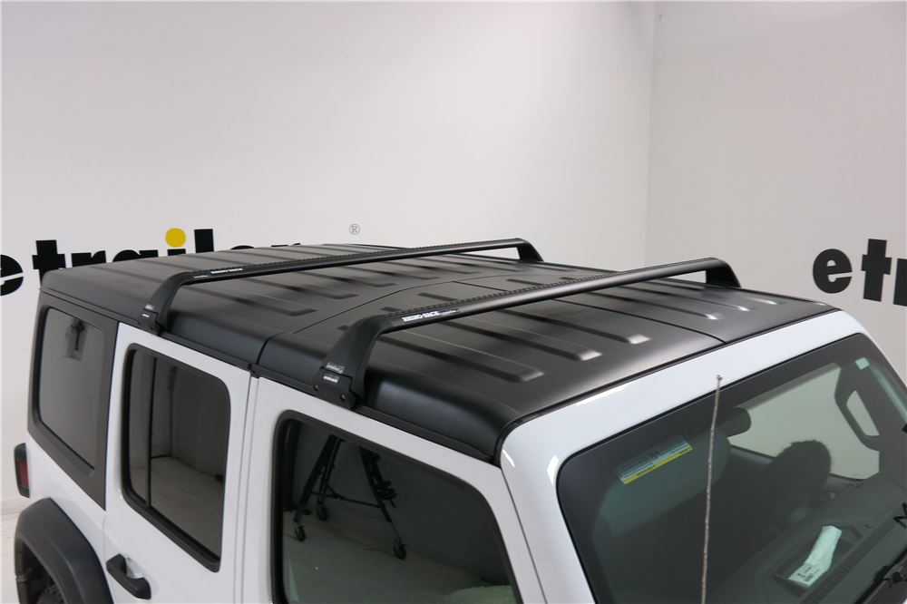 Rhino Rack Sg Roof Rack For Rain Gutters Vortex Aero