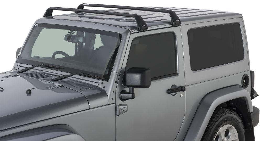 Roof Rack For Jeep Wrangler 2017 Etrailer Com