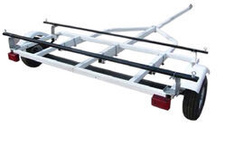 "SportsTrailers 80"" Wide Sport Trailer - Towable Roof Rack with 80"" Load Bars"