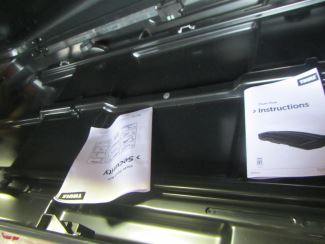 Thule Flow Rooftop Cargo Box For Skis And Snowboards 14
