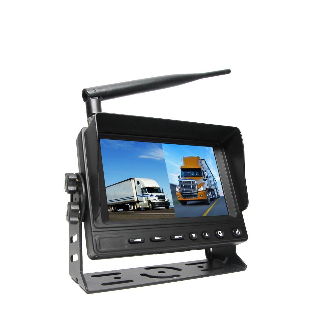 Rear View Safety Wireless Backup Camera System 5 Quot Dual