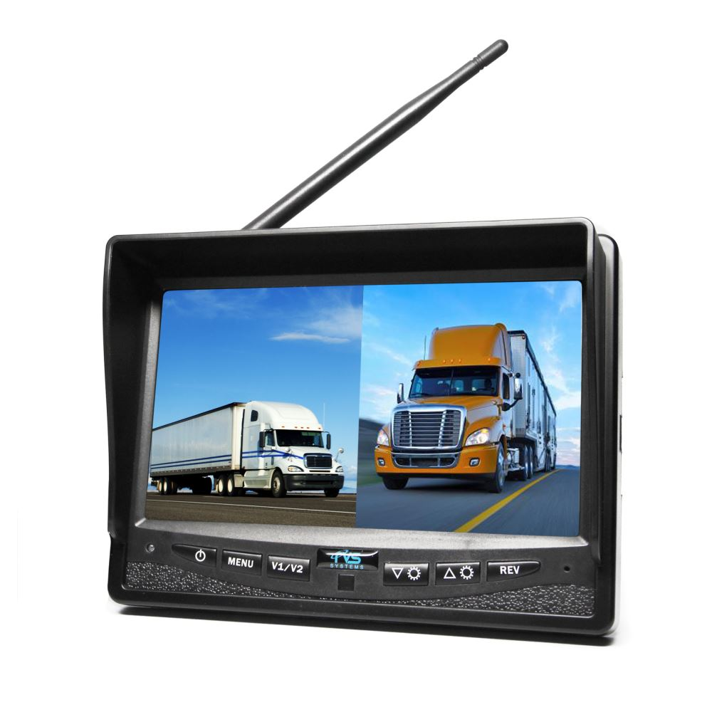 Rear View Safety Wireless Backup Camera System Dual