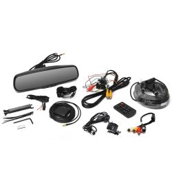 Rear View Safety G-Series Backup Camera System - Bluetooth - Navigation