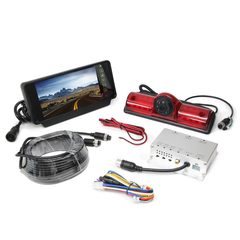 wireless backup camera installation instructions