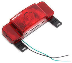 Low Profile RV Combination Tail Light - Driver's Side - LED w/Black Base