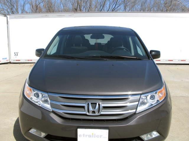 2008 Honda Odyssey Wiper Blades