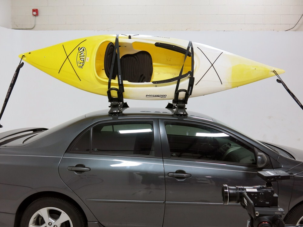 Rhino Rack J Style Kayak Carrier Fixed Universal Mount