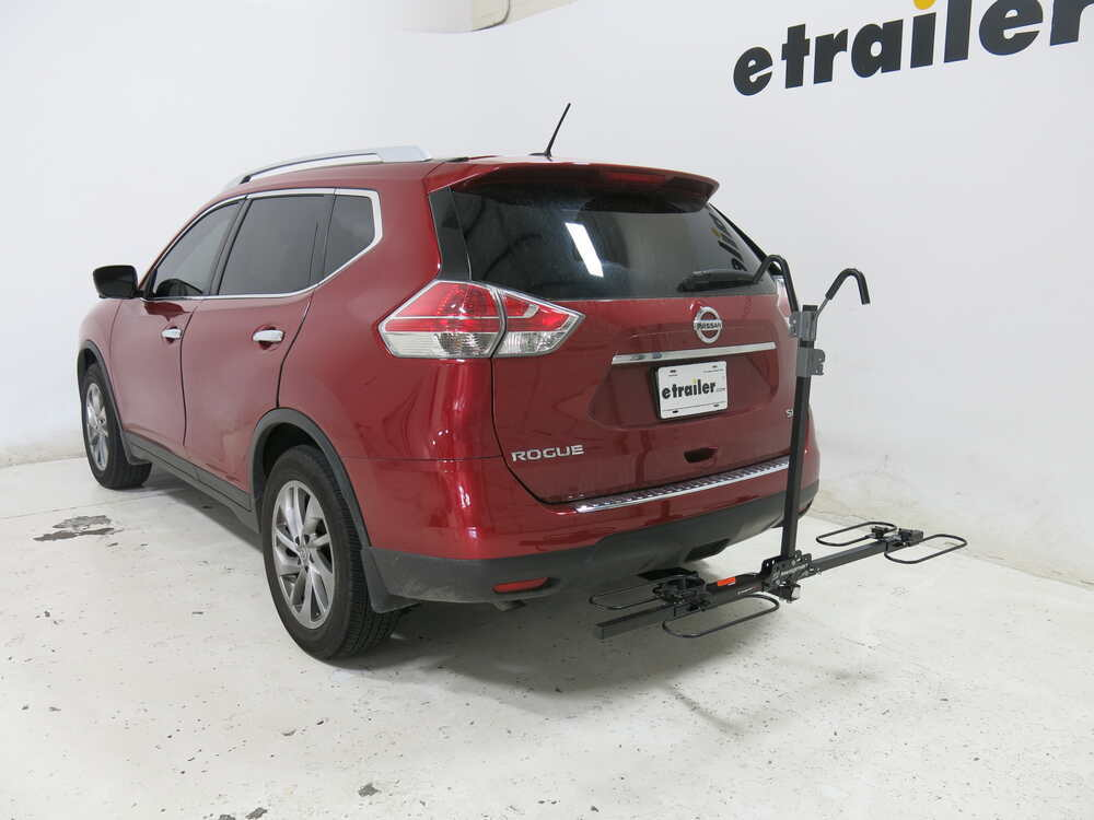 2015 nissan rogue swagman xc 2 bike rack platform style for 1 1 4 and 2 trailer hitches. Black Bedroom Furniture Sets. Home Design Ideas