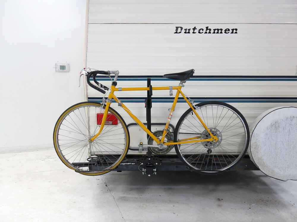 swagman platform style 2 bike rack for 2 hitches or rv. Black Bedroom Furniture Sets. Home Design Ideas