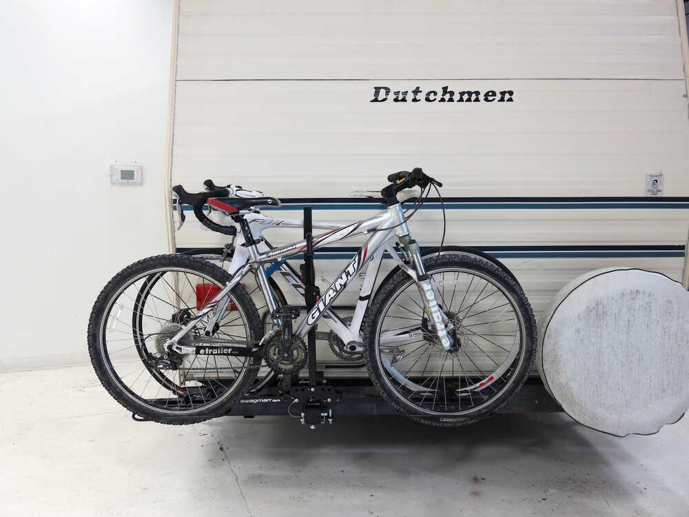 Innovative RVNet Open Roads Forum Concern With Attaching Bike Rack To TT Bumper