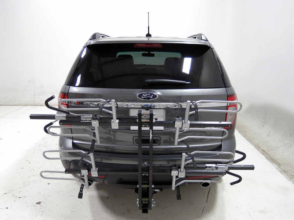 "Swagman XTC4 4-Bike Rack for 2"" Hitches - Platform Style ..."