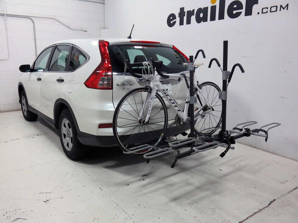 """2014 Honda CR-V Swagman XTC4 4-Bike Rack for 2"""" Hitches ..."""
