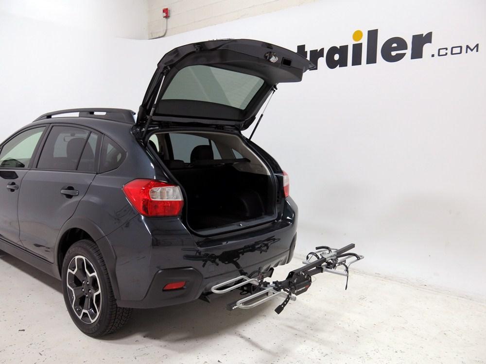 "Subaru Crosstrek Hitch >> subaru xv crosstrek Swagman XTC-2 2-Bike Platform Rack for 1-1/4"" and 2"" Trailer Hitches"