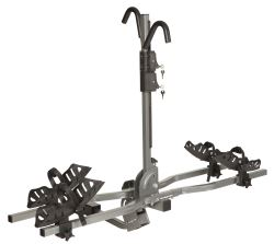 "Swagman G10 2-Bike Platform Rack - 1-1/4"" and 2"" Hitches - Tilting"