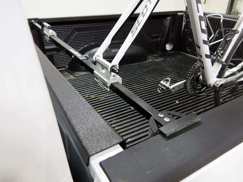 2015 ram 1500 swagman pick up truck bed mounted 2 bike. Black Bedroom Furniture Sets. Home Design Ideas