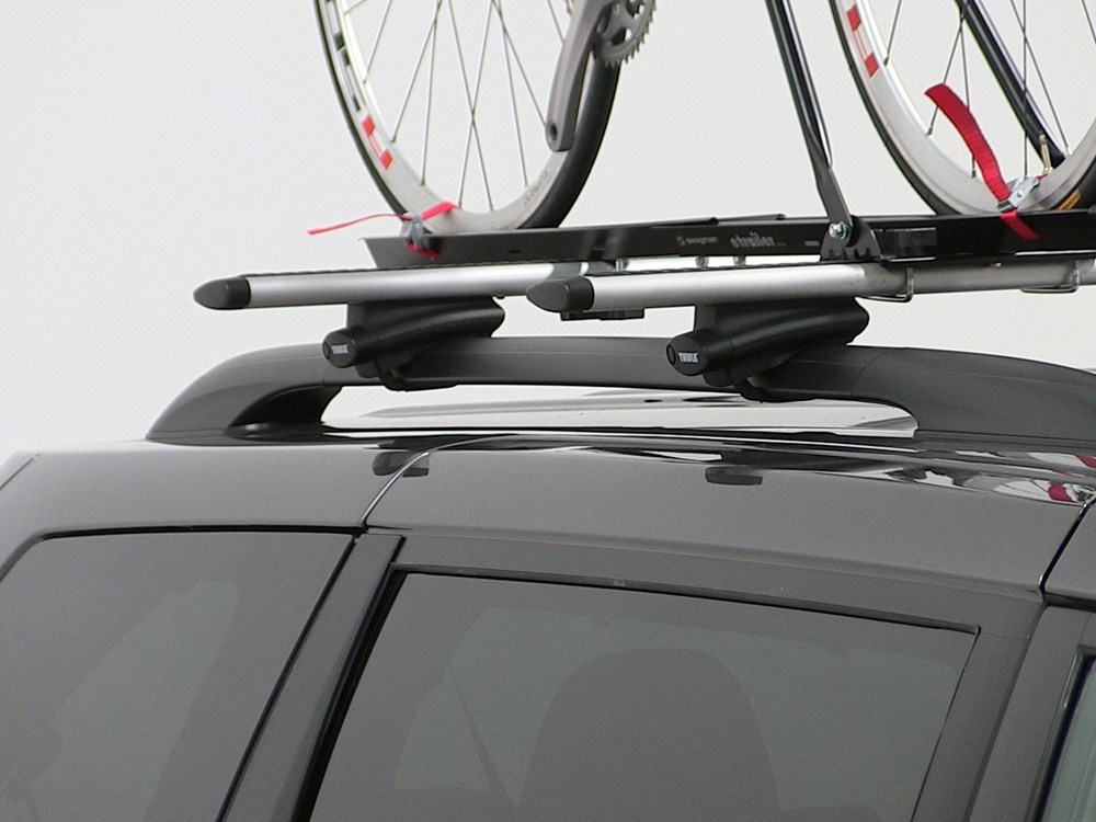 Toyota Sienna Upright Roof Bike Carrier