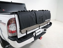 "Swagman Tailwhip Tailgate Pad and Bike Rack for Mid-Size Trucks - 54"" Wide"