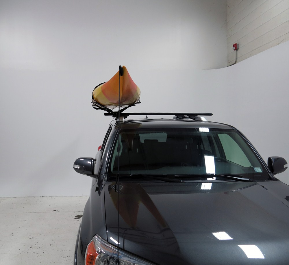 Swagman Exo Aero Rooftop Kayak Carrier System With Tie