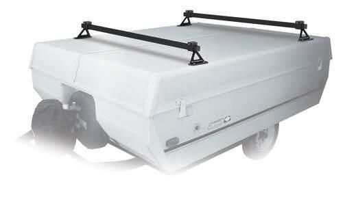 Swagman Roamer LT Roof Rack For Pop Up Campers And Camper Shells   Steel