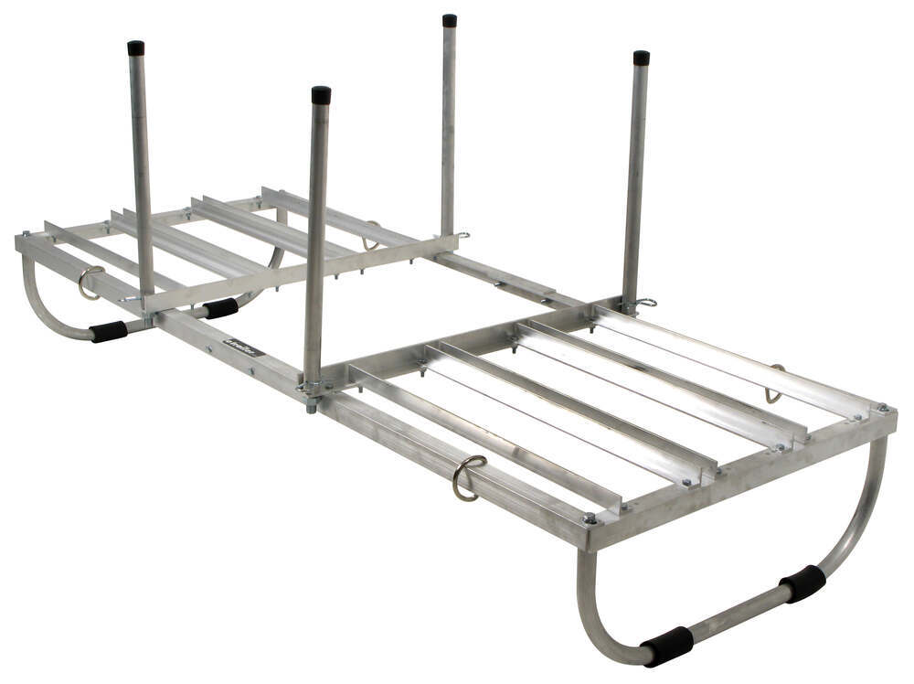 Excellent  Camper Roof Rack  Square Crossbars  Steel SportRack Ladder Racks