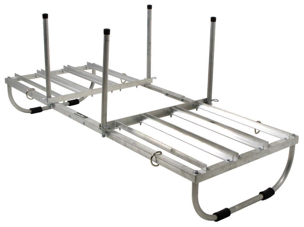 Excellent  Camper Roof Rack  Square Crossbars  Steel SportRack Ladder Racks