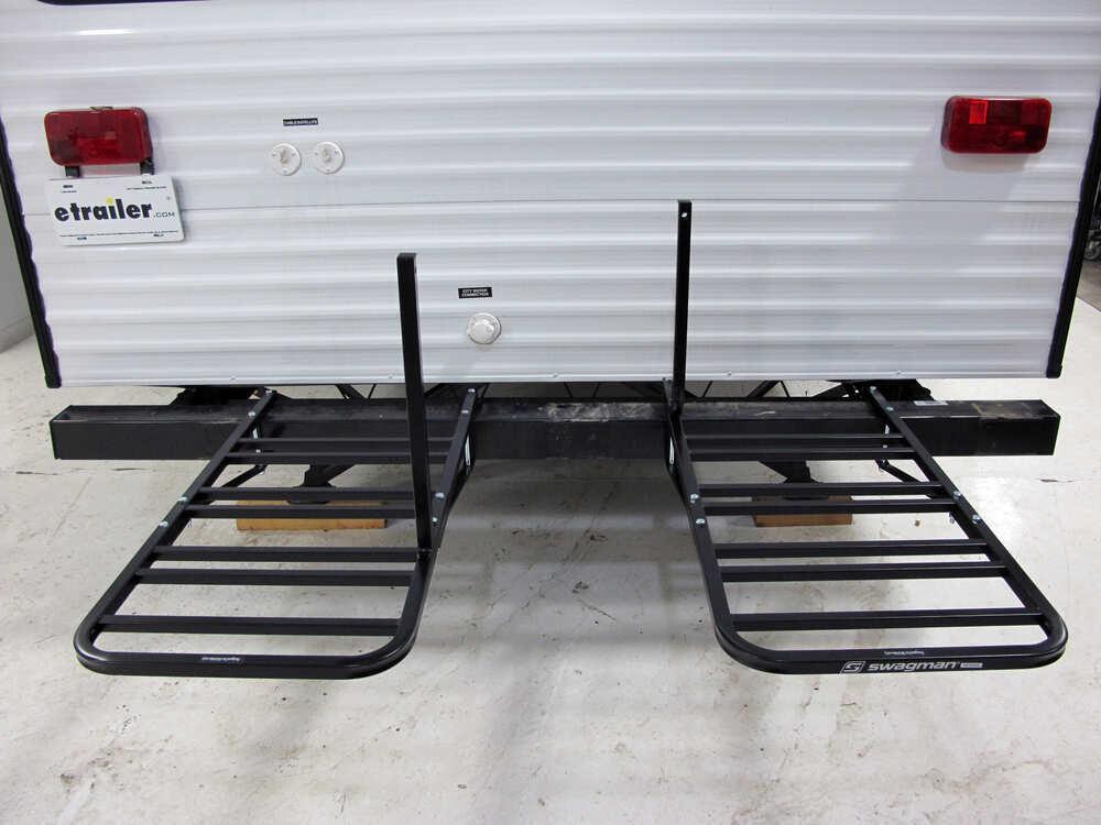 Tire Rack Wheels >> Swagman 4 Bike Carrier RV Mounted Bike Rack Swagman RV and Motorhome Bike Racks S80600
