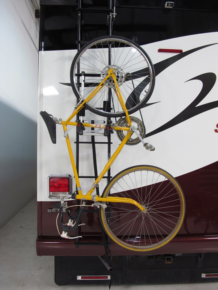 swagman rv and motorhome 2 bike carrier swagman rv and. Black Bedroom Furniture Sets. Home Design Ideas