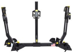 "Saris Freedom SuperClamp 2 Bike Rack - Fat Bikes - Spare Tire Mount - Up to 7-3/4"" Deep Wheels"