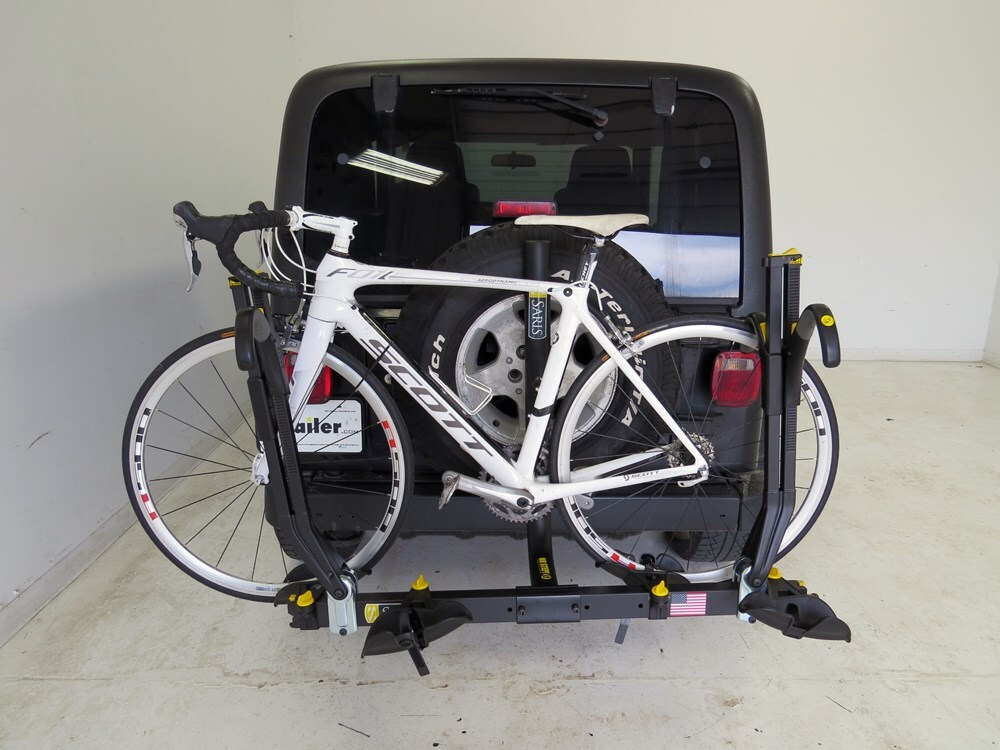 Toyota Fj Cruiser Saris Freedom Superclamp 2 Bike Platform