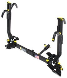 "Saris Freedom SuperClamp 2 Bike Platform Rack - 1-1/4"" and 2"" Hitches - Wheel Mount"