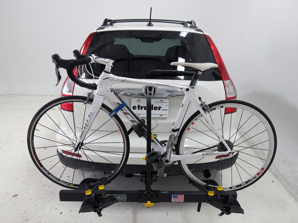 honda cr  saris freedom  bike platform rack     hitches frame mount