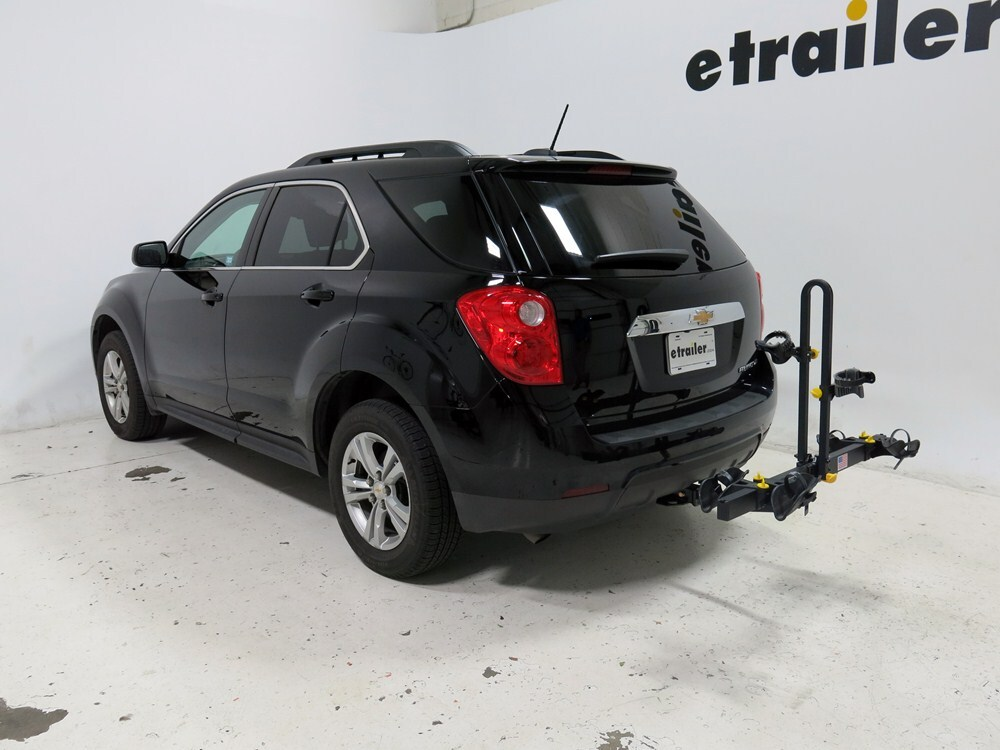 2015 chevrolet equinox saris freedom 2 bike platform rack 1 1 4 and 2 hitches frame mount. Black Bedroom Furniture Sets. Home Design Ideas