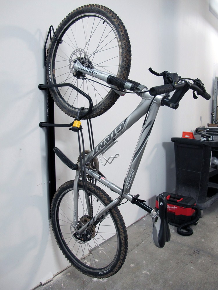 Saris Bike Trac Vertical Bike Storage Rack Wall Mount