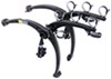Saris Bones 3 Bike Carrier - Adjustable Arms - Trunk Mount - Black