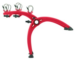 Saris 2014 Volvo XC60 Trunk Bike Racks