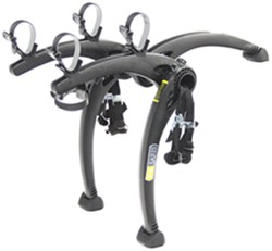 Saris Bones 2 Bike Carrier - Adjustable Arms - Trunk Mount - Black