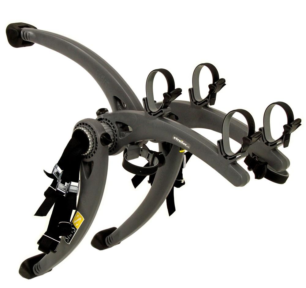 Saris Bones 2 Bike Carrier Adjustable Arms Trunk Mount