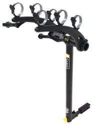 "Saris Bones Hitch 3 Bike Rack - 1-1/4"" and 2"" Hitches - Tilting - Steel"