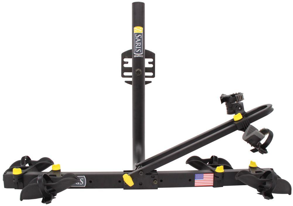 Isuzu Rodeo Saris Freedom 2 Bike Carrier Platform Style