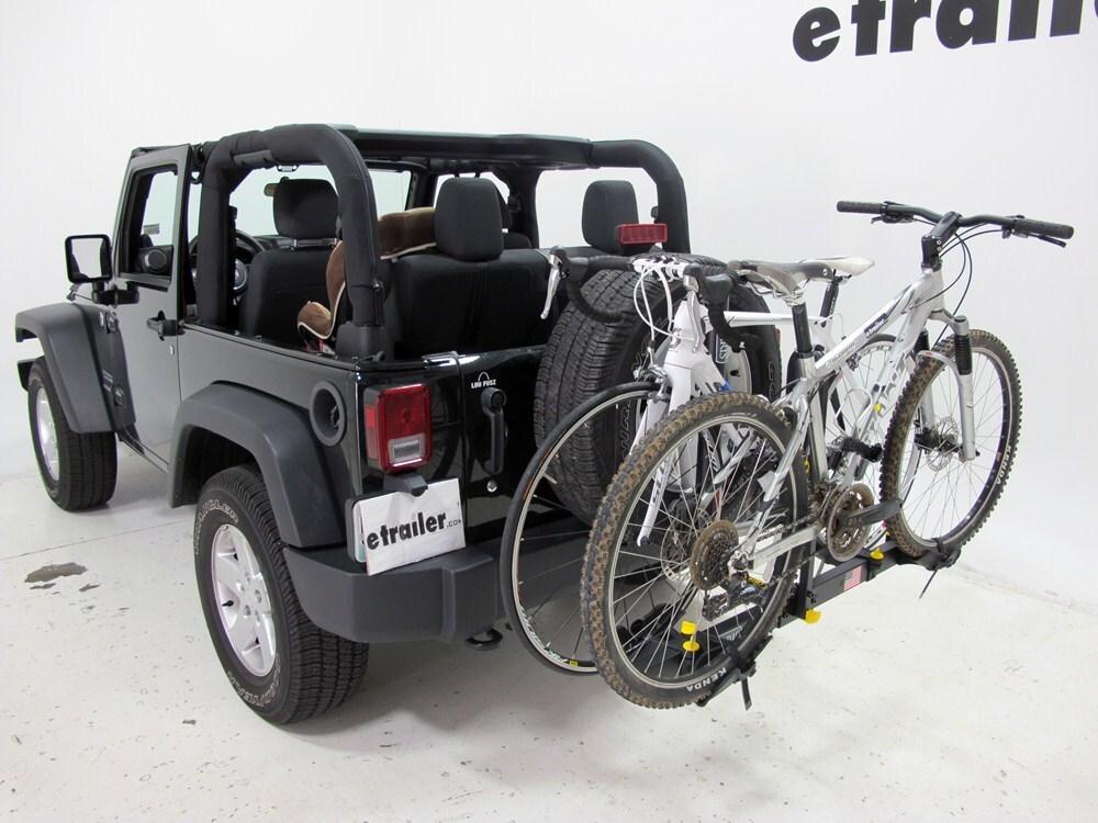 1987 jeep wrangler saris freedom 2 bike rack platform. Black Bedroom Furniture Sets. Home Design Ideas