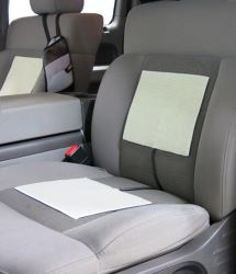 Clazzio Seat Heaters - Gray - Driver's Side and Passenger's Side