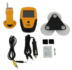 Swift Hitch Wireless Hitch Alignment Camera and Monitor - Night Vision - 10-Hour Camera Battery