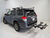 2012 toyota 4runner hitch bike racks kuat platform rack 2 bikes in use
